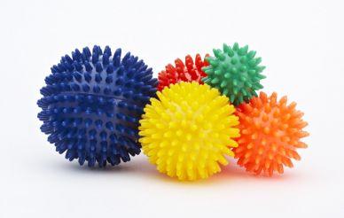 Hedgehog Balls - set of 5
