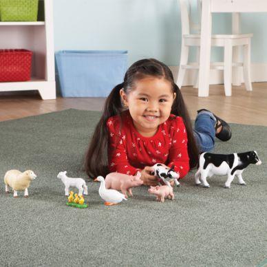 Jumbo Farm Animals - Mommas & Babies