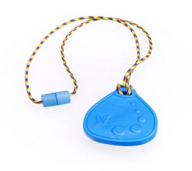 Chewy Chewable Gem Necklace