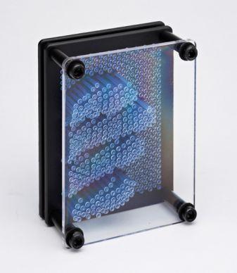 UV Pinpression, Blue