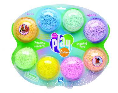 Play Foam - Set of 8 Pods