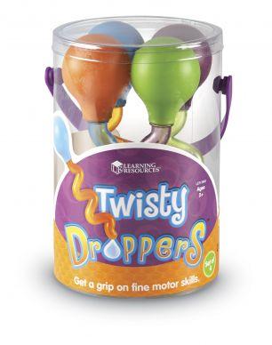 Twisty Droppers - Set of 4