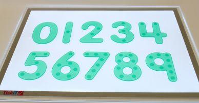 Silishapes Numbers
