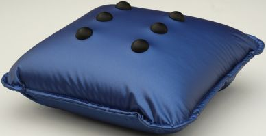 Knobbly Vibrating Pillow
