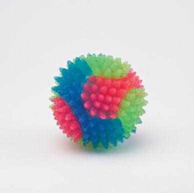 Flashing Rainbow Ball