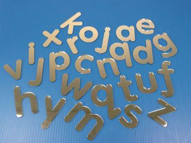 Mirror Alphabet
