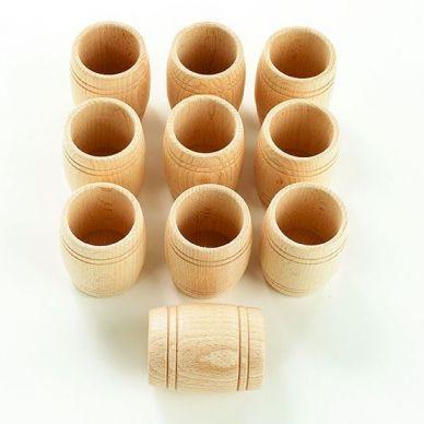 Wooden Barrels