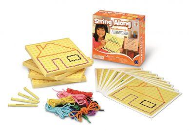 String Along Lacing Classroom Set