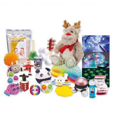 Sensory Advent Calendar - NEW - 24 individually wrapped gifts