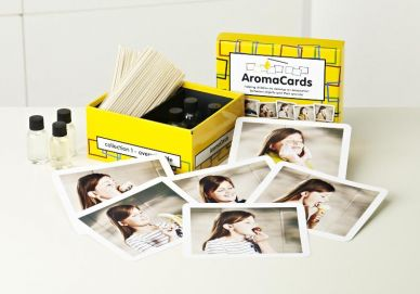 Aroma Cards Game
