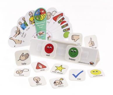 Positive Behaviour Communication Symbol Set