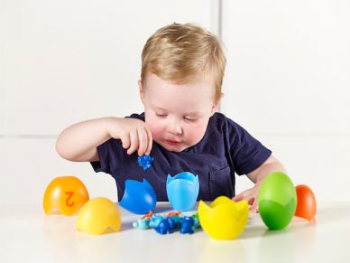 Counting Dino-sorters Activity Set