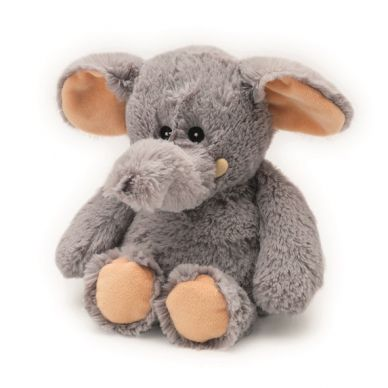 Heat Up Cosy Warmer - Elizabeth Elephant - weighted at 2lbs
