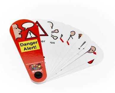 Danger Alert Fan