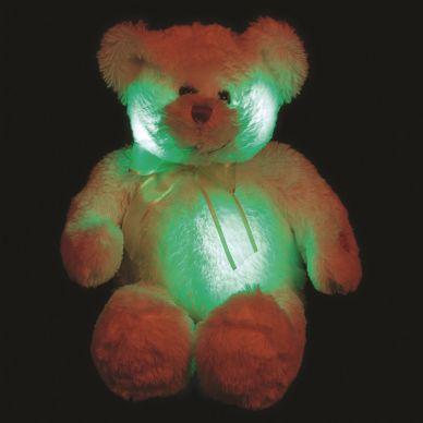 Blushing Bear Night Light