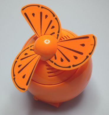 Orange Aroma Fan