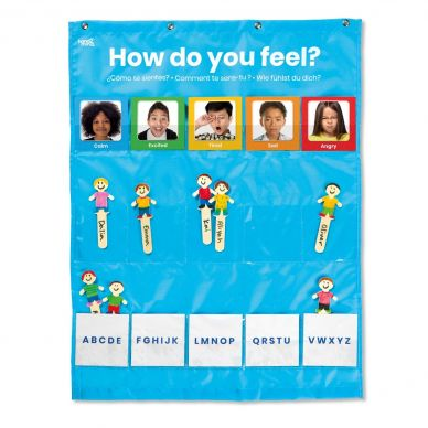 Express Your Feelings Pocket Chart