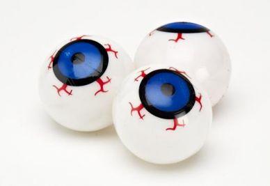 Light Up Eye Balls - set of 2