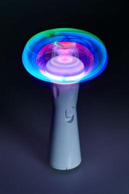Flexi Design Spinning Light