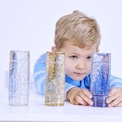 Sensory Glitter Storm  - Set of Three