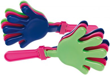 Hand Clappers - Set of 5