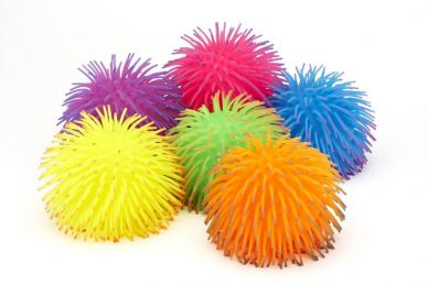 Hand Puffer Ball - available in six colours