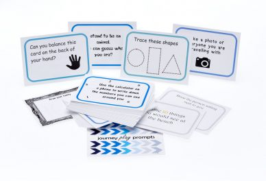 PlayPrompts Cards - Outdoor
