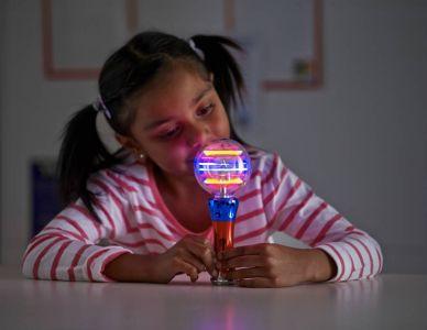 LED Multi Spinner Ball