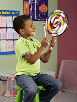 Lollipop Drum - 250mm diameter
