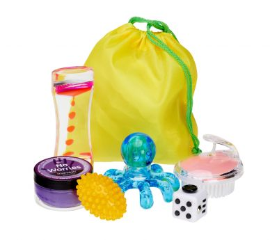 Going to School Personal Kit - Calming Resources