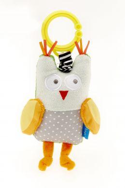 'Obi' The Vibrating Owl