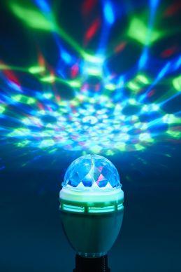 Kaleidoscope Light Bulb