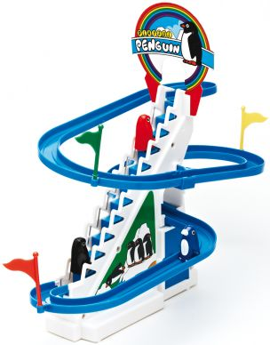 Penguin Race - Switch Adapted