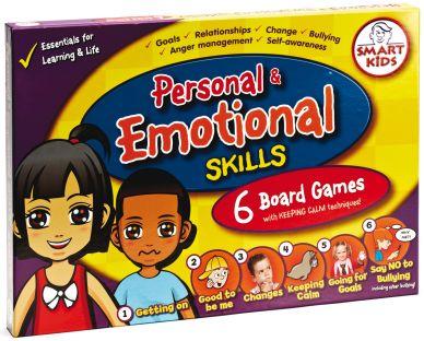 Personal & Emotional Skills Board Game