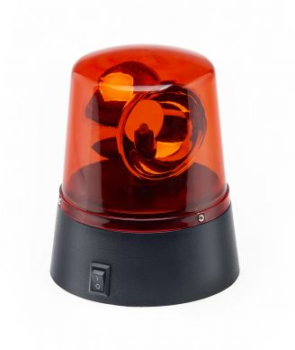 Switch Adapted Police Light - Red