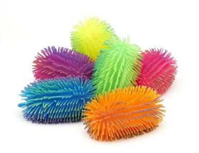 Puffer Hedgehog Ball  - available in six colours