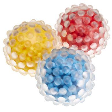 Roll-n-Rattle Sensory Balls - set of 3