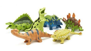 Scrunchy Fidget Dinosaurs - Single