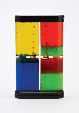 Four Colour Liquid Timer