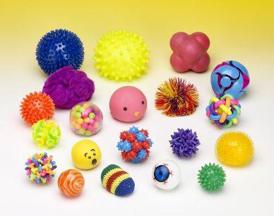 Sensory Ball Time Fun Kit