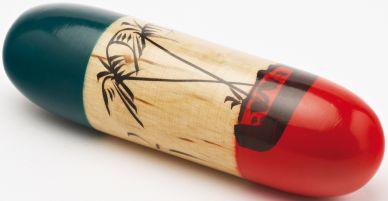 Wooden Shaker