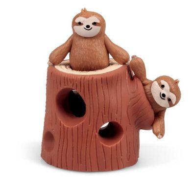 Stretchy Sloth & Stump