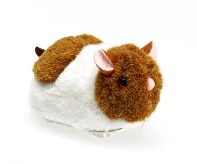 Speak & Scurry Hamster
