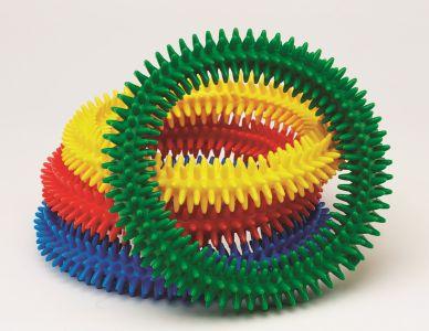 Spiky Ring Telequoits - Set of 4