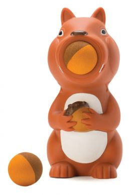 Squirrel Ball Popper
