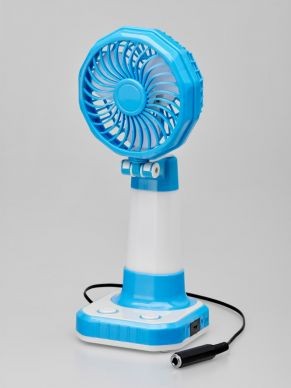 Fan with light - Switch Adapted