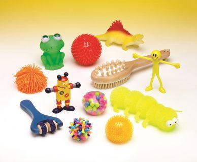 Tactile Time Fun Kit