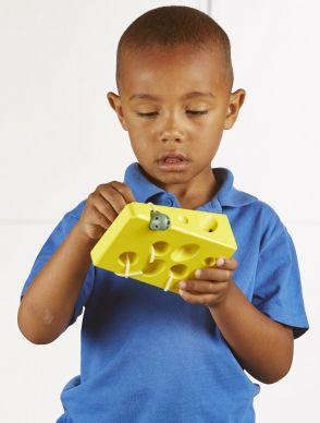 Lacing Cheese