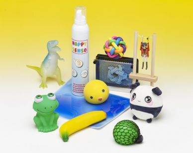 Touch & Squeeze Fun Time Kit