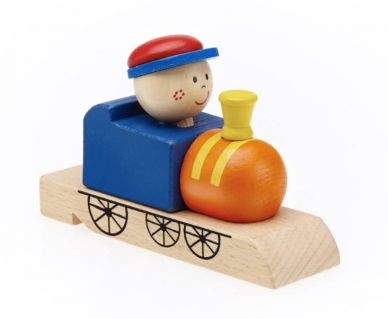 Wooden Train Whistle - Set of 2